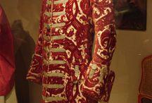 1700-1710's extant suits