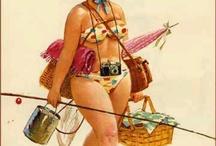 Hilda w stylu pin up plus size