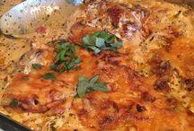 Eten - Kip gerechten