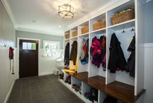Laundry and Mudrooms