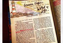 Philippians Bible Journaling
