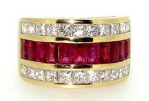 jewellery ruby