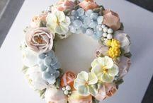 Flores de Buttercream: Buttercream Korean Flowers