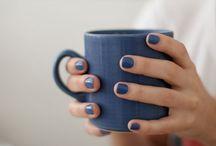 Blue things:D