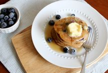 (Wild) Blueberry Pancakes / by WildBlueberries