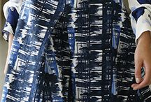PRINTS - Fashion / Print fabric on shirts, skirts, trousers, dresses and accessories