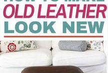 leather couch fix