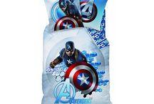 Marvel Avengers / Dekbedovertrekken, strandlakens, schoolspullen