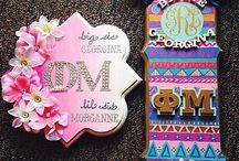 Phi Mu / by Morgan Purkis