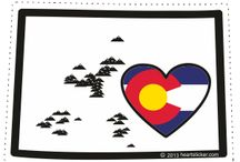 Heart in Colorado / Follow your Heart, it will lead you Home!