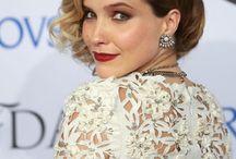 CFDA Awards 2014- Celebrity Hair
