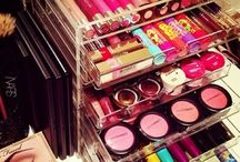 make up collection / by Daisy Deleon