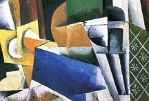 Suprematisme ~ Ljoebov Popova