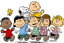 Peanuts Gallery / The one and only Peanuts crew with Snoopy,Charlie Brown,Lucy and many more.