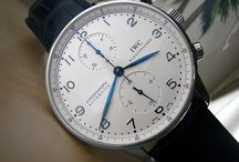 Wristwatch Wishes / I'm a watchgeek. Can't help myself.