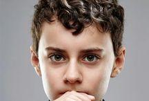 Toddler boy hair