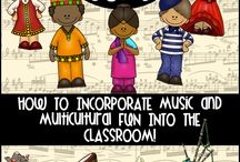 Teaching ethnic music