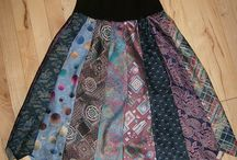 sewing skirts/dresses