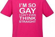 well that's gay / by Laurabeth Brock
