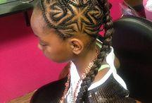 Hairstyles / Fun hair dos