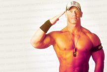 WWE <3 / by Hannah Packtor