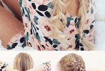 hair stiels