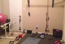 Exercise room new house