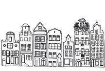 City simple illustration