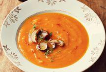 Recepies - Soups / by Joanna Urbaniak