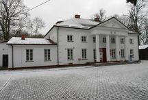 Ułęż - Pałac