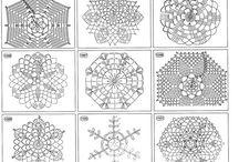 crochet motifs / by Heidi Nehrkorn