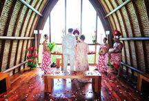 Tropical Resort Wedding