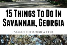Savannah, Georiga