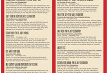 Local Events and Things to Do / Local things of interest and events that make Central Texas fun!!
