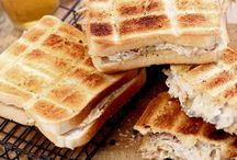 Jan braai hoender e mayo brood