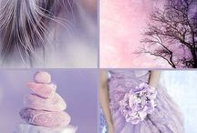 Pink and Lavender