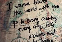Travel / by Kylee Himes