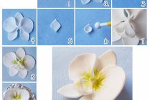 Fondant decoration ideas and tutorial