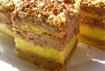 diós sütemény