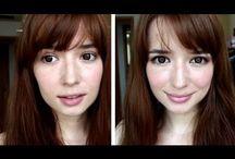 Fryzura i makijaż