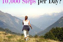10.000 skridt om dagen