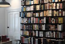 library / di libri