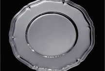 Sterling Silver Plates / Chargers