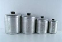 Vintage Aluminum & Tin