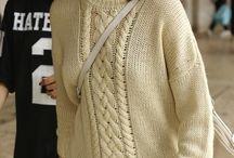 ■volume knit