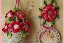 Cestini fiori