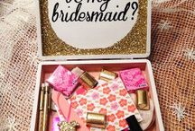 Bridesmaids Boxes / Will you be my bridesmaid was never this fun!  Love vintage touches too!!! / by Mill Crest Vintage