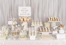 dessert tables / dessert table ideas and inspiration