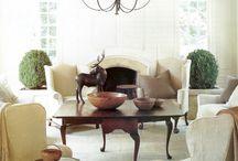 Great rooms! / by Daphne Davis, Interior Designer
