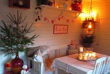 Jul hemma hos mig  (egna bilder) / http://villaskogsbrynet.blogspot.se/